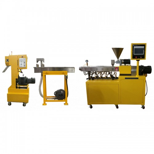 Mini Lab Twin Screw Extruder Machine