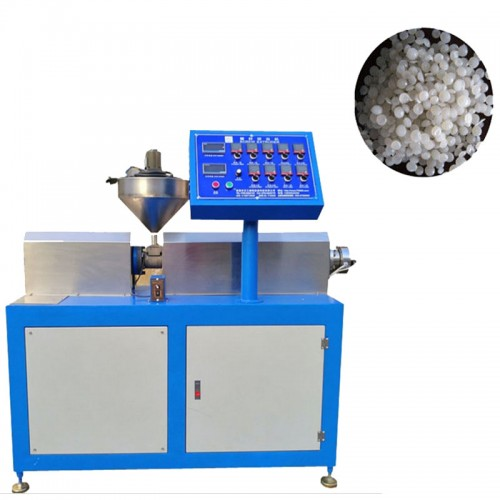 Double Serew Rubber Extruder Machine