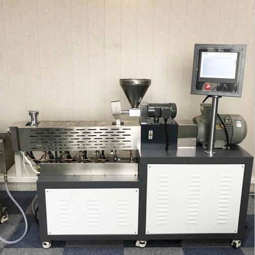 Lab Scale Twin Screw Extruder Machine