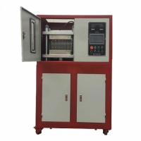 Lab Rubber Vulcanizing Press Machine