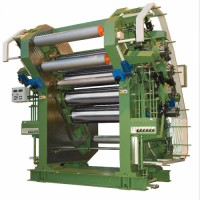 Four Roll Calender Machine
