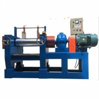 Laboratory Two Roll Mill Rubber Machine