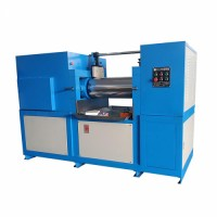 Silicone Rubber Open Mixing Mills