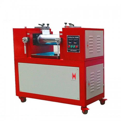 Lab Two Roll Open Mixing Mills