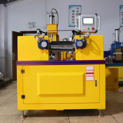 Rubber Open Mixing Mill with PLC