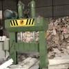 Hydraulic Press Bale Cutter