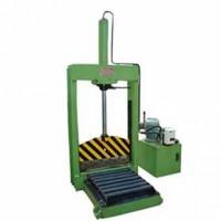 Hydraulic Press Rubber Bale Cutter