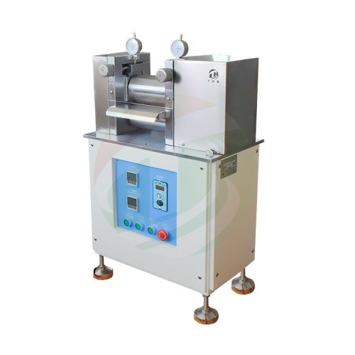 Battery Electrode Calendering Machine