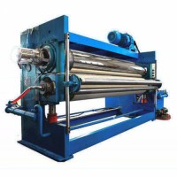 2 Roller Rubber Calender Machine