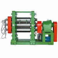 3 Roller Calendering Machine