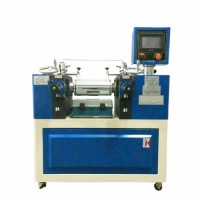 Laboratory 2 Roll Rubber Mixing Mills