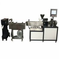 Lab Scale Twin Screw Extruder Machine