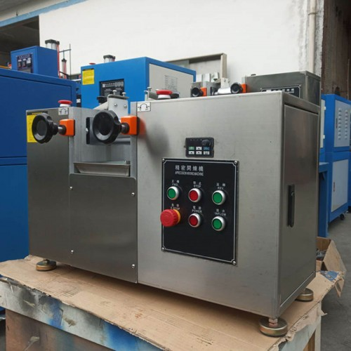 Lab Plastic and Rubber Open Mixing Mills